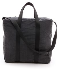 Our Legacy Small Shopping Bag - Grey