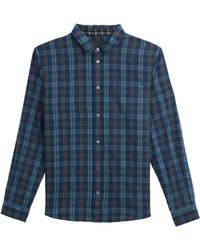 Marc By Marc Jacobs Plaid Button-Down - Lyst