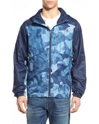 The North Face - 'flyweight' Active Fit Windwall Dwr Hooded Jacket - Lyst