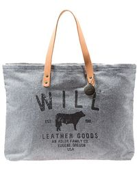 Will Leather Goods | 'small Classic' Tote | Lyst