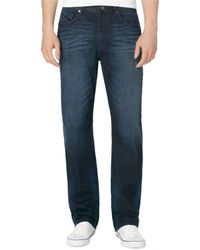 Calvin Klein Jeans Relaxed Leg Jeans - Lyst