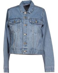 Cheap Monday Denim Outerwear - Lyst