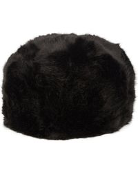 Imposter - Faux Fur Cossack Hat - Lyst