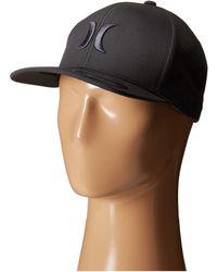 ... wholesale hurley phantom vapor 2.0 fitted hat lyst 2f97e db70c ... f256f42714f9