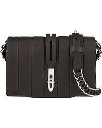 Rag & Bone Enfield Mini Cross-body Bag - Black
