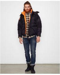 Denim & Supply Ralph Lauren Quilted Nylon Jacket - Lyst