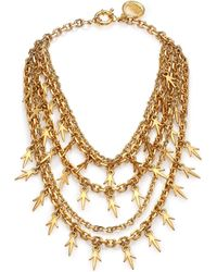Giles & Brother | Multi-chain Thorn Necklace | Lyst