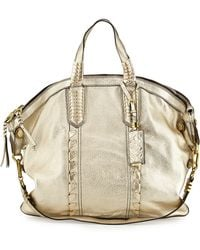 orYANY - Cassie Convertible Leather Tote Bag - Lyst