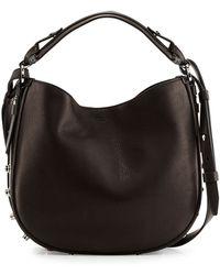 Givenchy Obsedia Small Nail-head Hobo Bag - Lyst