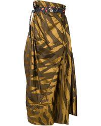 Vivienne Westwood Gold Label | 'gerent' Skirt | Lyst