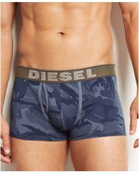 Diesel Mens Divine Camo Boxer Shorts - Lyst