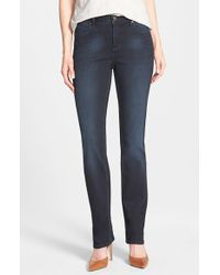 Christopher Blue - 'madison' Stretch Straight Leg Jeans - Lyst