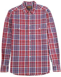 Pendleton, The Portland Collection Kingfisher Archive Shirt multicolor - Lyst