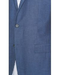 Mr Start - Cheshire Denim Sport Coat - Lyst