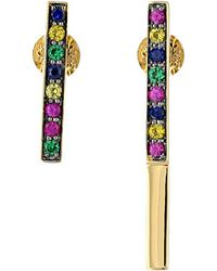 Elizabeth And James Logan Earrings - Lyst