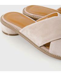 Won Hundred - Penelope Crossover Sandals - Lyst