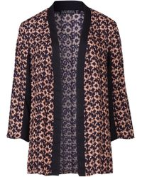 Sugarhill - Bonnie Spot Print Kimono - Lyst