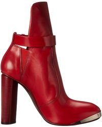 Costume National 40122 22284 red - Lyst