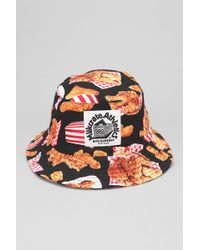 Milkcrate Athletics - Fried Chicken Bucket Hat - Lyst 3c4f95a4200a