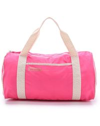 Bensimon - Color Duffel Bag - Bright Pink - Lyst