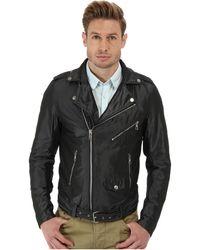 Diesel Black Jseddik Jacket - Lyst