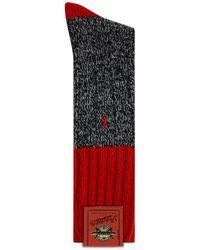 Polo Ralph Lauren Wool-blend Boot Socks - Lyst