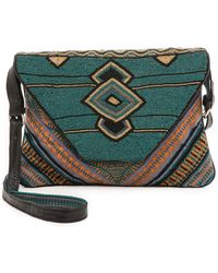 Antik Batik Yawa Shoulder Bag  Duck - Lyst
