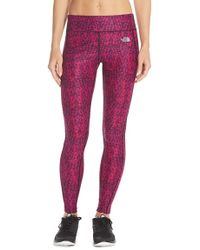 The North Face Pulse Compression Tights - Pink