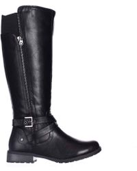 Guess | G By Halsey Knee-high Riding Boots | Lyst