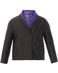 Max Mara Elegante Elda Jacket - Black