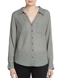Joie Cartel Shirt - Lyst