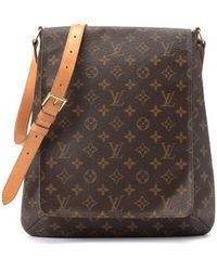 Louis Vuitton Pre-owned Musette - Lyst