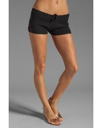 Lisa Maree - Inside Out Crochet Shorts - Lyst