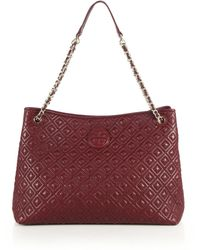 Tory Burch | Marion Quilted Shoulder Bag | Lyst