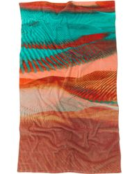 Natori Copia Beach Towel - Lyst