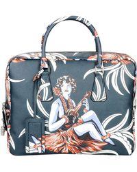 Prada Work Bags - Blue