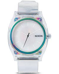 Nixon The Time Teller Watch 40mm - Lyst