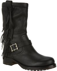 Valentino C-Rockee Ankle Boot - Lyst