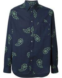 Paul Smith Paisley Print Shirt - Lyst