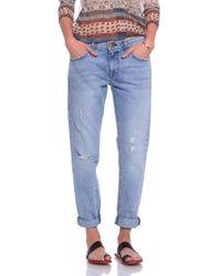 Current/Elliott Fling Jeans - Lyst