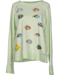 Wildfox Sweatshirt - Lyst