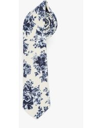 7 For All Mankind - The Fatima Slim Tie - Lyst