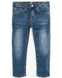 7 For All Mankind - Boy's 2t-4t Slimmy In Bristol - Lyst