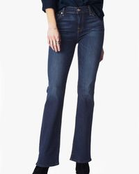 7 For All Mankind - Tailorless Bootcut In Santiago Canyon - Lyst