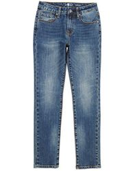 7 For All Mankind - Boy's 4-7 Paxtyn In Legend - Lyst