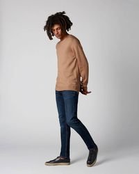 7 For All Mankind - Ronnie Plucky Dark Blue - Lyst