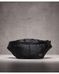 Porter - Tanker Waist Bag - Lyst