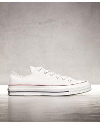 Converse - Chuck Taylor All Star 70's Ox Trainer - Lyst