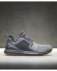 bcc35336983 Lyst - Puma Staple X Ignite Limitless Sneakers in Gray for Men