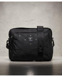 MCM - Dieter Mono Crossbody Bag - Lyst